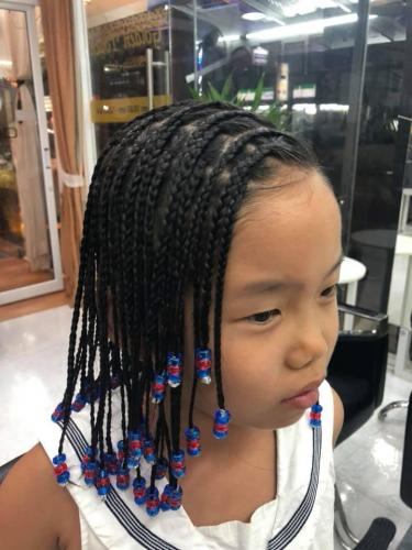 HAIR BRAIDING FOR GIRLS IN PATONG