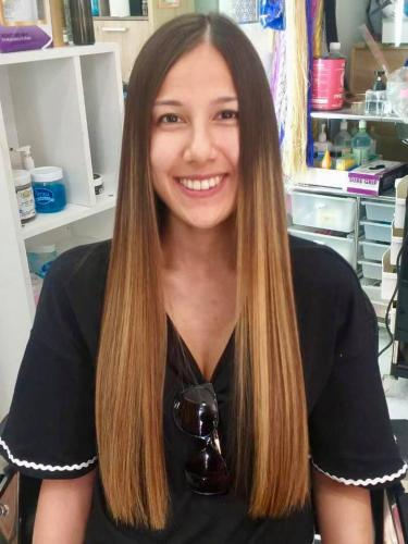 HAIR KERATIN FOR WOMAN IN PATONG