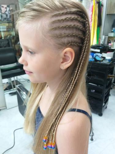 Hair braids for girls in patong