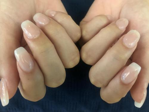 Natural Acrylic nails in patong