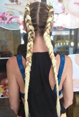best Hair Braiding near Jungceylon in Patong