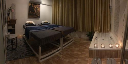 Romantic and Cosy Private Massage Room at Golden Touch 2
