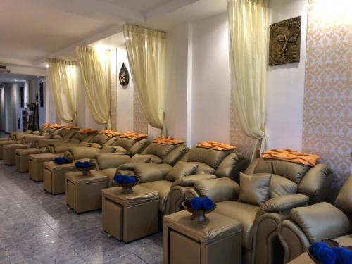 Massage Chairs at Golden Touch Massage 2