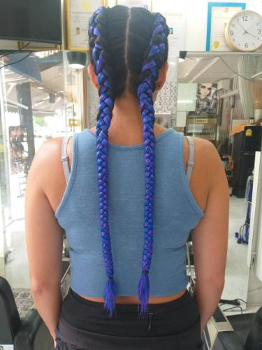 the best hair brading in patong